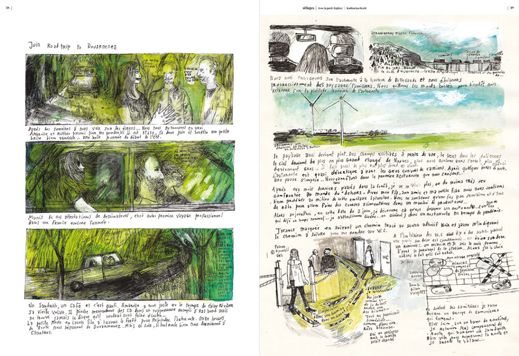 Pages Sillags n°1 - Katharina